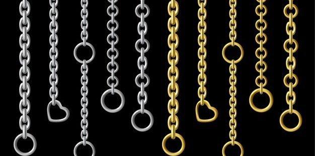 Quelles sont les différentes mailles pour une chaîne ?